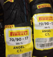 Vỏ Pirelli 70/90-17 Angel City