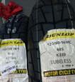 Vỏ xe Dunlop 120/80-16 K330A cho SH