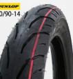 Vỏ xe Dunlop 100/90-14 TT900A