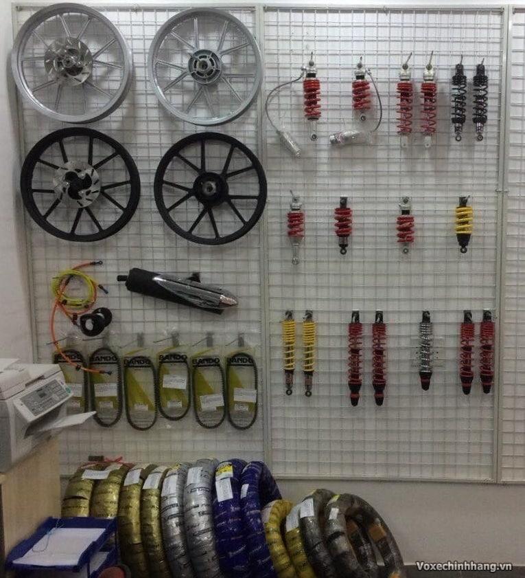 Phan phoi vo xe may Dunlop Michelin chinh hang o TPHCM - 3
