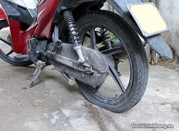 Vỏ xe máy - những điều cần biết - 2