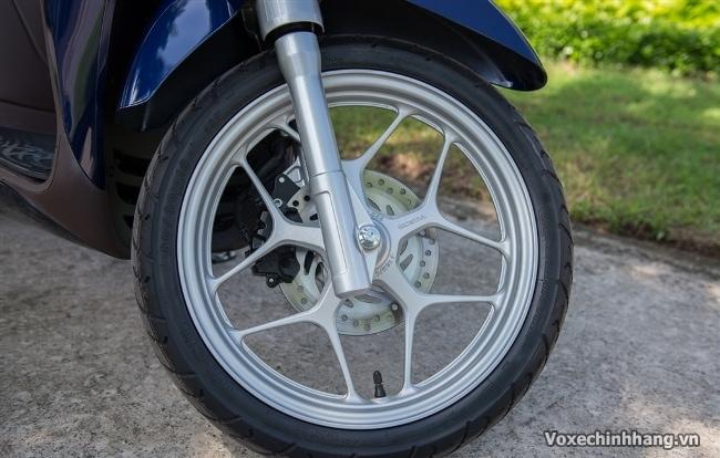 Những ưu điểm của vỏ không ruột xe máy so với vỏ có ruột - 1