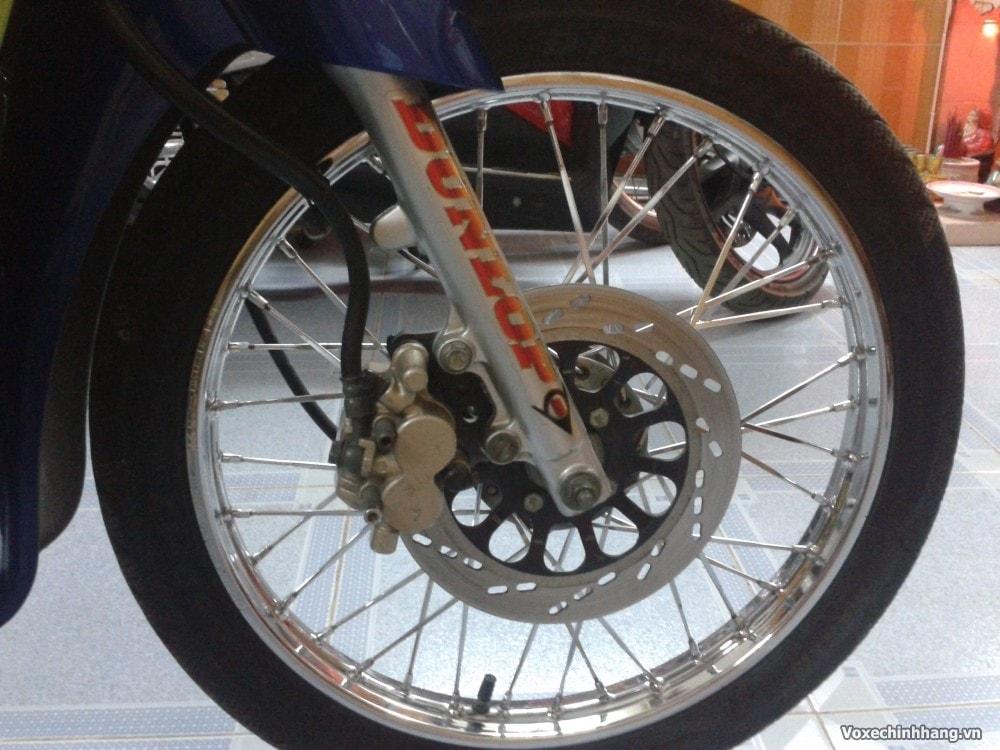 Vỏ xe máy không ruột có thực sự tốt hơn vỏ có ruột - 1