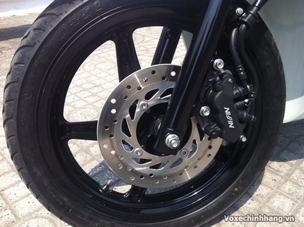 Thay lốp xe sh 150i giá bao nhiêu tiền vỏ loại nào tốt - 1