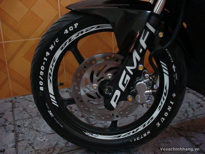 Cách đọc ký hiệu và thông số trên vỏ lốp xe máy - 1