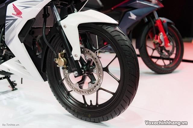 Honda winner 150 nên xài vỏ xe máy nào lốp cho xe winner - 1