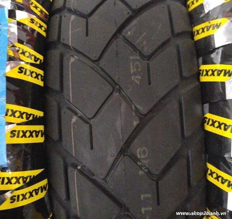 Vỏ xe máy maxxis 12070-11 - 1