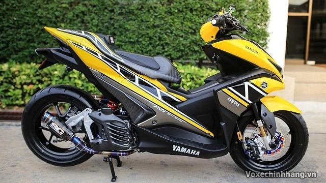 Yamaha nvx nên xài lốp xe nào giá bao nhiêu tiền - 1