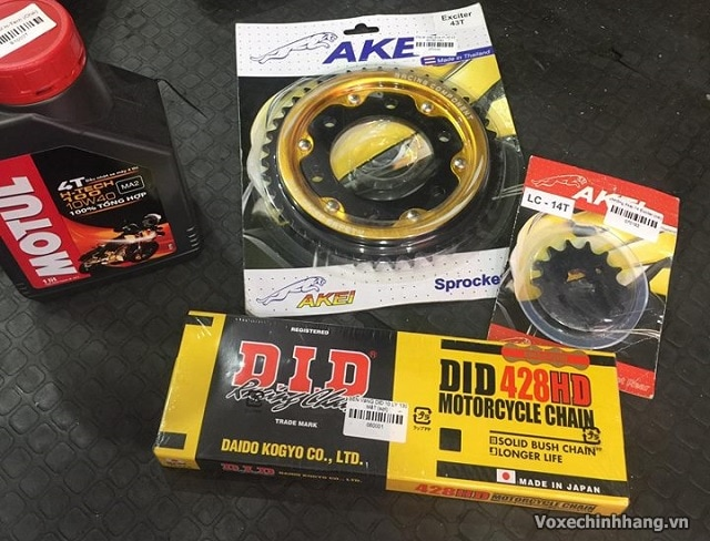 Lựa chọn lốp xe exciter 150 độ lốp michelin 140 hay metzeler - 5