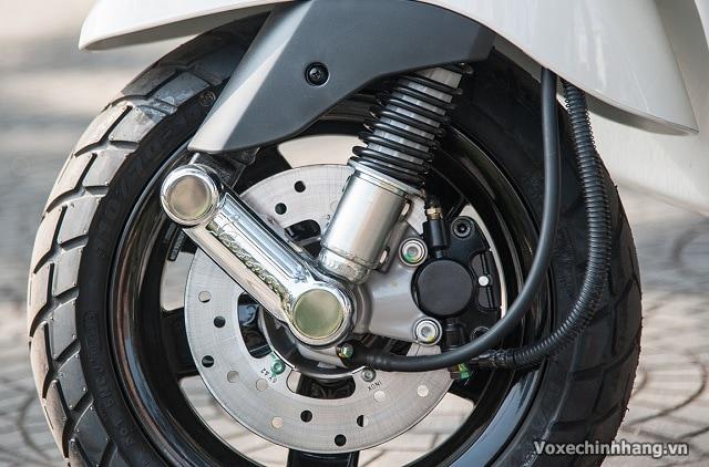 Lốp xe vespa lx dùng loại nào tốt nhất vỏ xe vespa giá bao nhiêu - 2