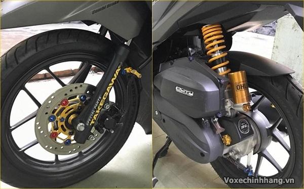 Lốp xe vario 150 dùng loại nào tốt nhất vỏ xe vario giá bao nhiêu - 7