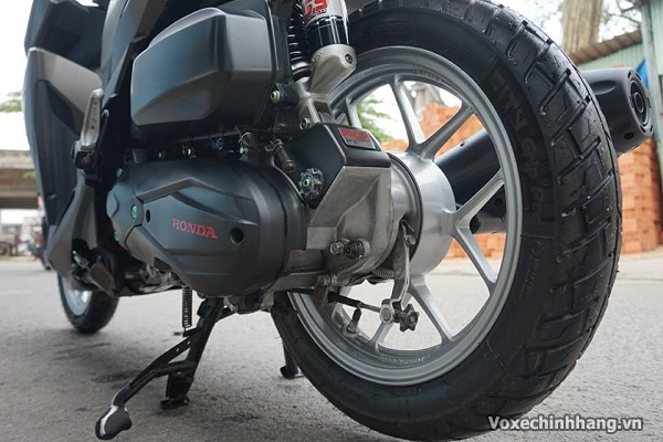 Lốp xe vario 150 dùng loại nào tốt nhất vỏ xe vario giá bao nhiêu - 4
