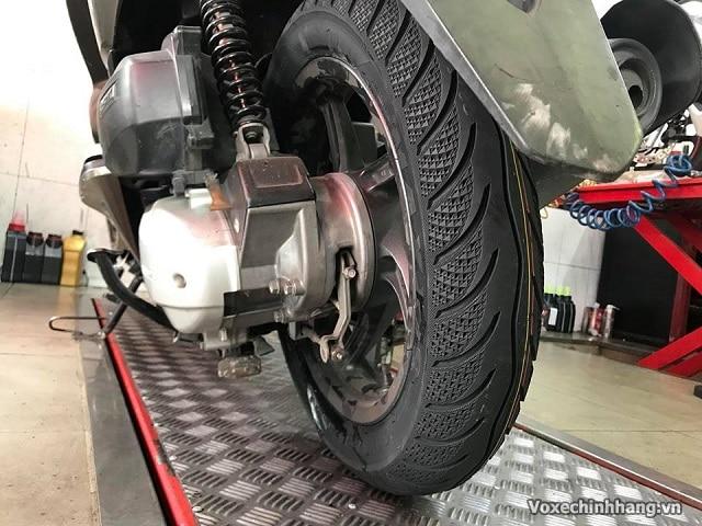 Lựa chọn vỏ xe pcx 125 có thể thay lốp chống đinh michelin cao cấp - 5