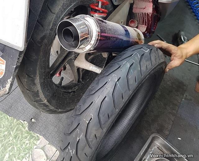 Lựa chọn vỏ xe pcx 125 có thể thay lốp chống đinh michelin cao cấp - 4