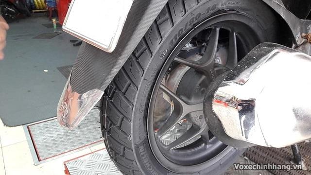 Lựa chọn vỏ xe sh mode dùng loại lốp nào tốt nhất - 5