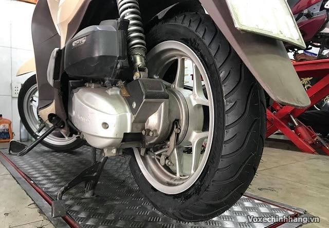 Lựa chọn vỏ xe sh mode dùng loại lốp nào tốt nhất - 4