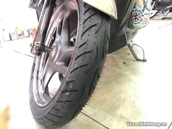 Vỏ xe airblade không ruột giá bao nhiêu lốp loại nào tốt - 6