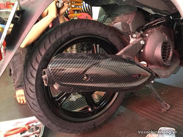 Thay vỏ xe janus loại nào tốt nhất giá lốp janus bao nhiêu - 3