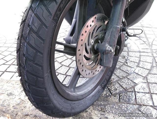 Thay vỏ xe janus loại nào tốt nhất giá lốp janus bao nhiêu - 4