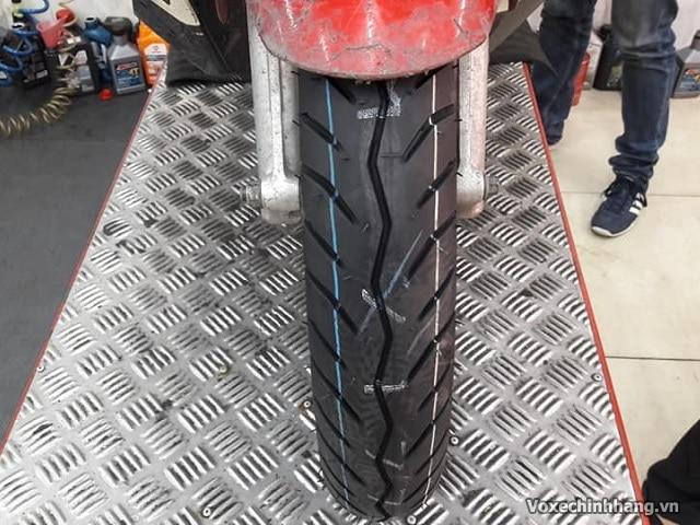 Lốp xe vision là lốp gì có ruột không vỏ xe vision giá bao nhiêu - 5