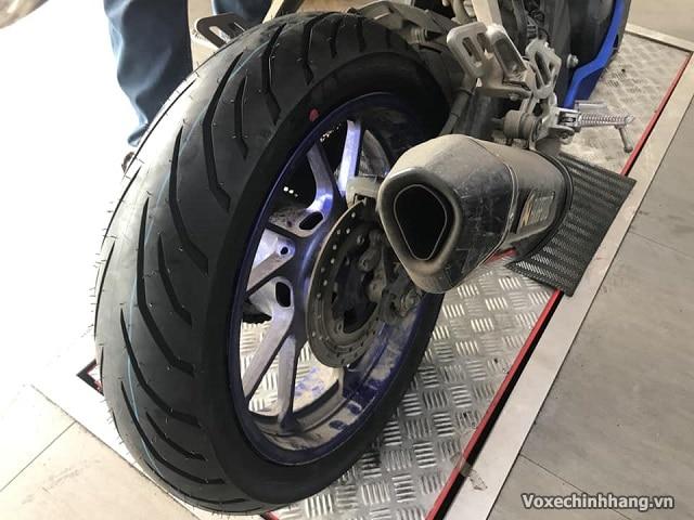 5 loại lốp không săm tốt nhất dành cho exciter 150 mới 2019 - 5