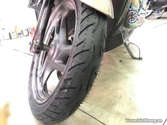 Lựa chọn vỏ xe air blade - dùng loại lốp nào tốt nhất - 7