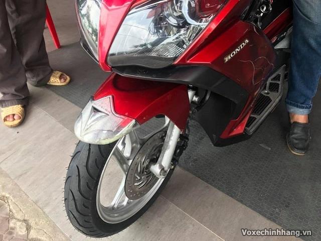 Lựa chọn vỏ xe air blade - dùng loại lốp nào tốt nhất - 2