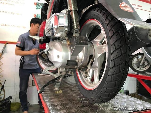Lựa chọn vỏ xe air blade - dùng loại lốp nào tốt nhất - 4