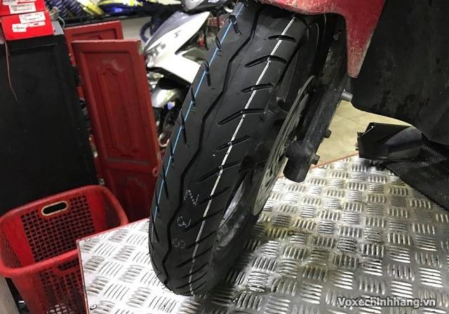 Thay vỏ xe janus loại nào tốt nhất giá lốp janus bao nhiêu - 5