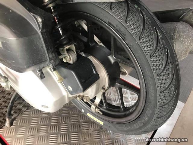 Lốp xe vario 150 dùng loại nào tốt nhất vỏ xe vario giá bao nhiêu - 9