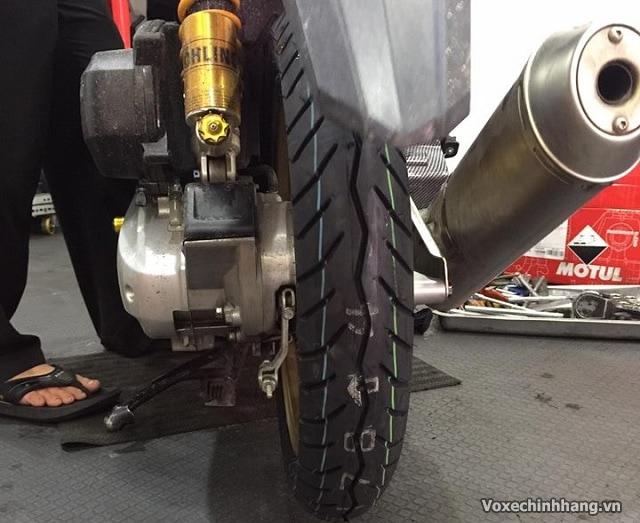 Lốp xe vario 150 dùng loại nào tốt nhất vỏ xe vario giá bao nhiêu - 6