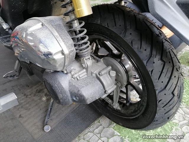 Yamaha nvx nên xài lốp xe nào giá bao nhiêu tiền - 3