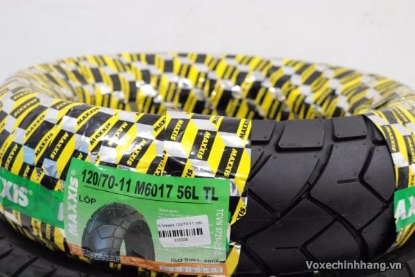Bảo dưỡng xe máy cuối năm đón tết cần quan tâm lốp xe - 7