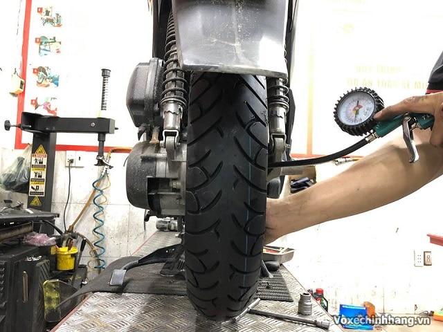 Bảng áp suất lốp xe máy thông dụng hiện nay 2021 tại việt nam - 2