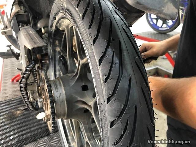Vỏ xe sonic dùng loại nào tốt lốp sonic 150 giá bao nhiêu - 8