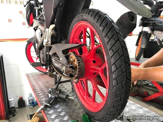 Vỏ xe sonic dùng loại nào tốt lốp sonic 150 giá bao nhiêu - 5