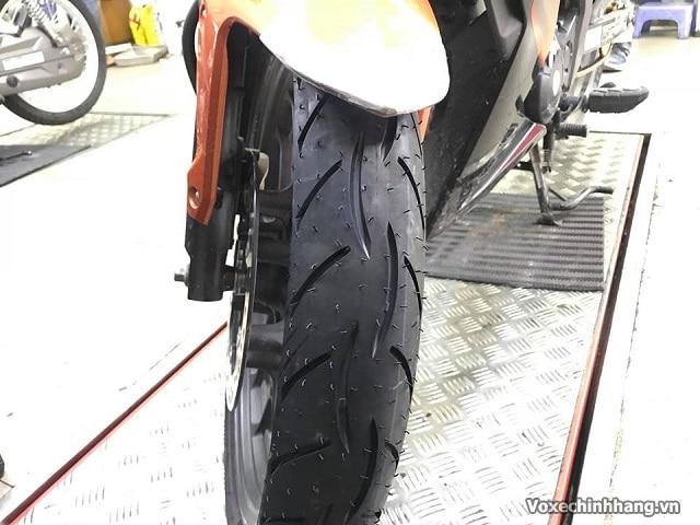 Vỏ xe sonic dùng loại nào tốt lốp sonic 150 giá bao nhiêu - 7