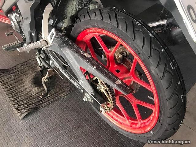 Vỏ xe sonic dùng loại nào tốt lốp sonic 150 giá bao nhiêu - 6