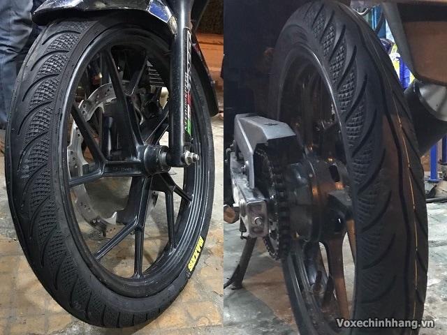 Vỏ xe sonic dùng loại nào tốt lốp sonic 150 giá bao nhiêu - 3