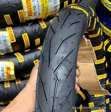Vỏ xe pirelli diablo rosso sport 12070-17  - 1
