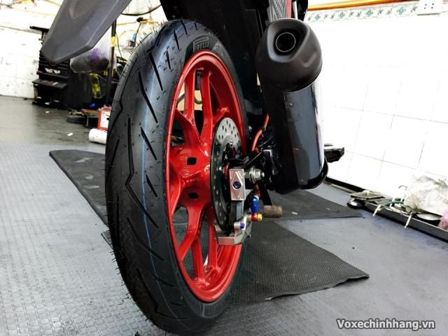 Vỏ xe pirelli diablo rosso sport 9080-17 - 1