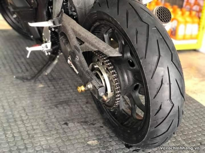 Vỏ xe pirelli diablo rosso sport 15060-17 - 1