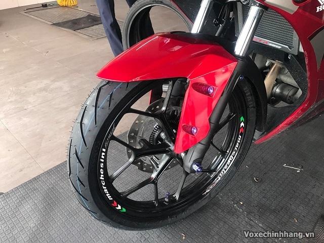 Honda winner x thay vỏ pirelli có tốt không giá bao nhiêu - 4