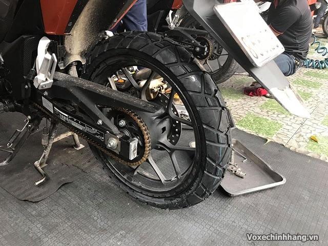 Vỏ xe cbr150 dùng loại nào tốt nhất lốp cbr 150 giá bao nhiêu - 7