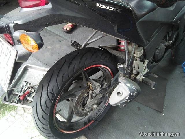 Vỏ xe cbr150 dùng loại nào tốt nhất lốp cbr 150 giá bao nhiêu - 3