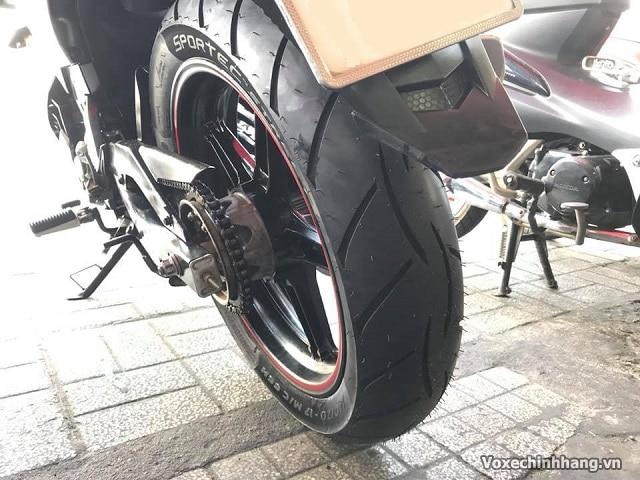 Lựa chọn lốp xe exciter 150 độ lốp michelin 140 hay metzeler - 4