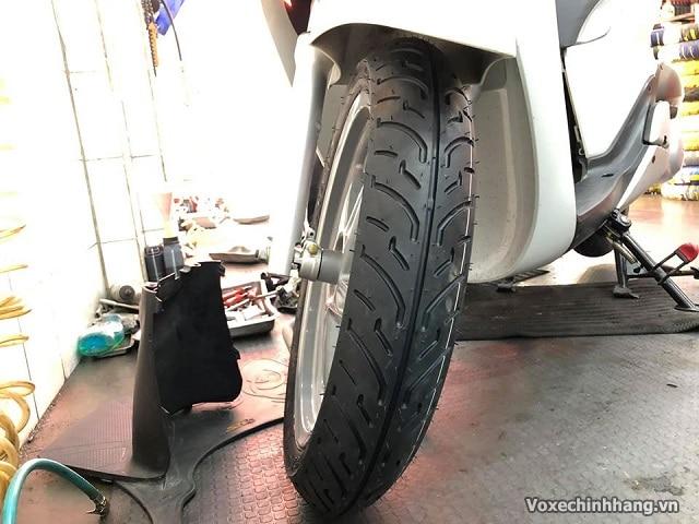Lựa chọn vỏ xe sh nên dùng lốp michelin hay dunlop cho sh 125 150i - 4