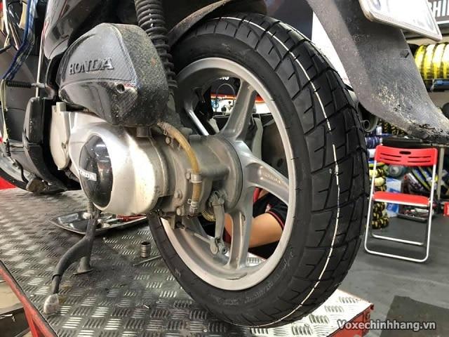 Lựa chọn vỏ xe sh nên dùng lốp michelin hay dunlop cho sh 125 150i - 5