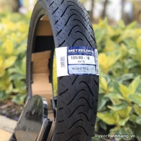 Vỏ xe metzeler roadtec scooter 10080-16 - 1