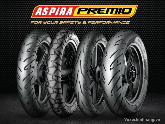 Lốp aspira sản xuất ở đâu vỏ xe aspira có tốt không - 2